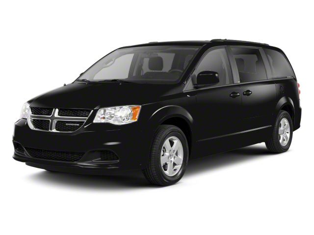Black 2011 Dodge Grand Caravan Pictures Grand Caravan Grand Caravan R/T photos front view