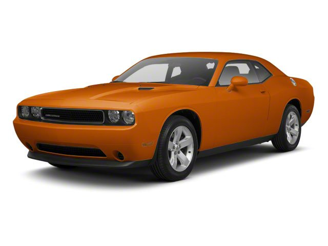 Toxic Orange Pearl 2011 Dodge Challenger Pictures Challenger Coupe 2D SRT-8 photos front view