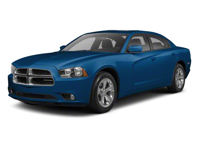 Electric Blue Pearl 2011 Dodge Charger Pictures Charger Sedan 4D Police photos front view