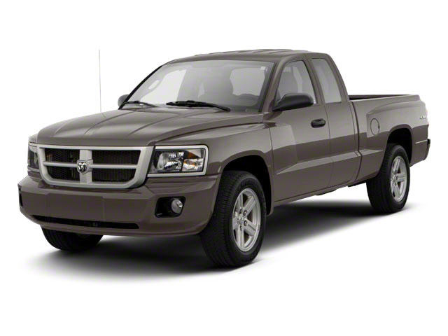 Mineral Gray Metallic 2011 Ram Truck Dakota Pictures Dakota Extended Cab Bighorn/Lone Star photos front view