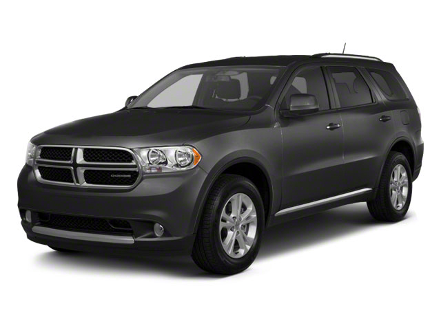 Dark Charcoal Pearl 2011 Dodge Durango Pictures Durango Utility 4D R/T AWD photos front view