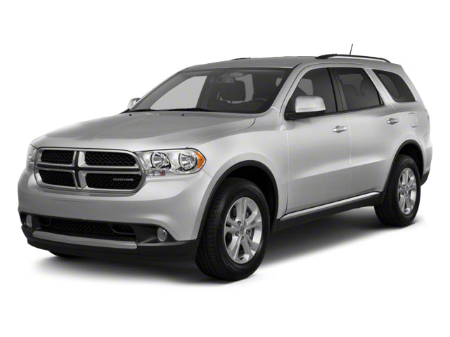 Bright Silver Metallic 2011 Dodge Durango Pictures Durango Utility 4D R/T AWD photos front view