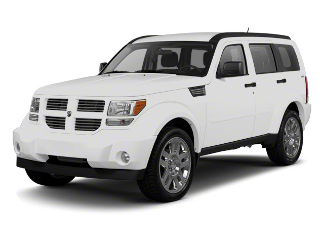 Bright White 2011 Dodge Nitro Pictures Nitro Utility 4D SE 4WD photos front view