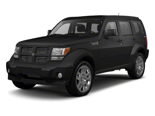 Black 2011 Dodge Nitro Pictures Nitro Utility 4D SE 4WD photos front view