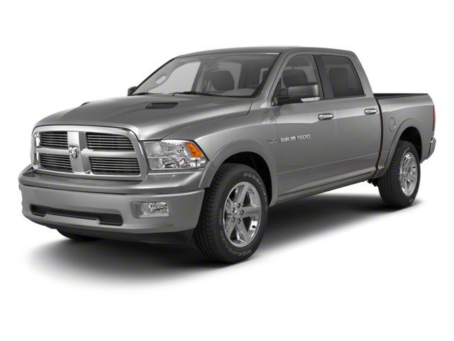 Mineral Gray Metallic 2011 Ram Truck 1500 Pictures 1500 Crew Cab SLT 4WD photos front view
