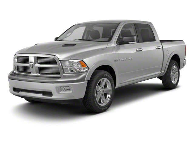 Bright Silver Metallic 2011 Ram Truck 1500 Pictures 1500 Crew Cab Outdoorsman 4WD photos front view