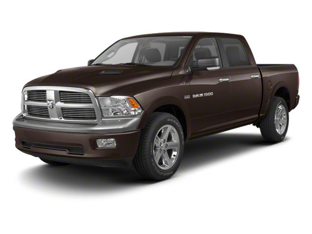 Rugged Brown Pearl 2011 Ram Truck 1500 Pictures 1500 Crew Cab SLT 2WD photos front view