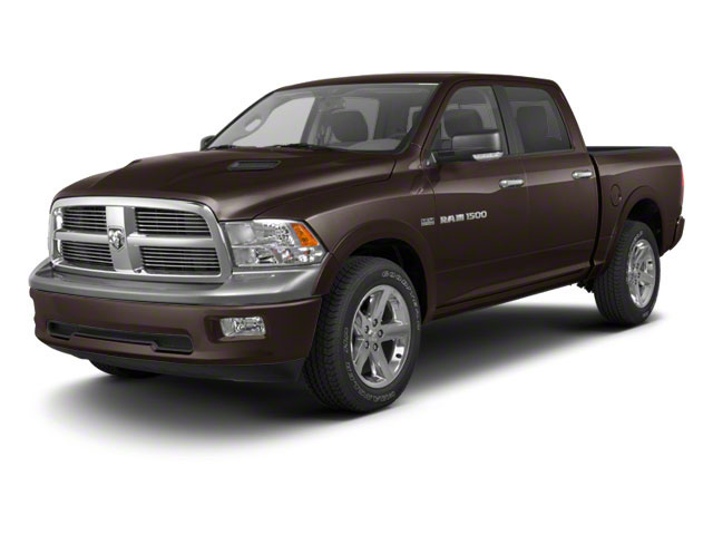 Rugged Brown Pearl 2011 Ram Truck 1500 Pictures 1500 Crew Cab SLT 4WD photos front view