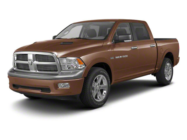 Saddle Brown Pearl 2011 Ram Truck 1500 Pictures 1500 Crew Cab SLT 4WD photos front view