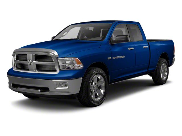 Deep Water Blue Pearl 2011 Ram Truck 1500 Pictures 1500 Quad Cab SLT 4WD photos front view