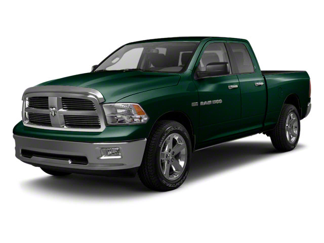 Hunter Green Pearl 2011 Ram Truck 1500 Pictures 1500 Quad Cab Outdoorsman 2WD photos front view