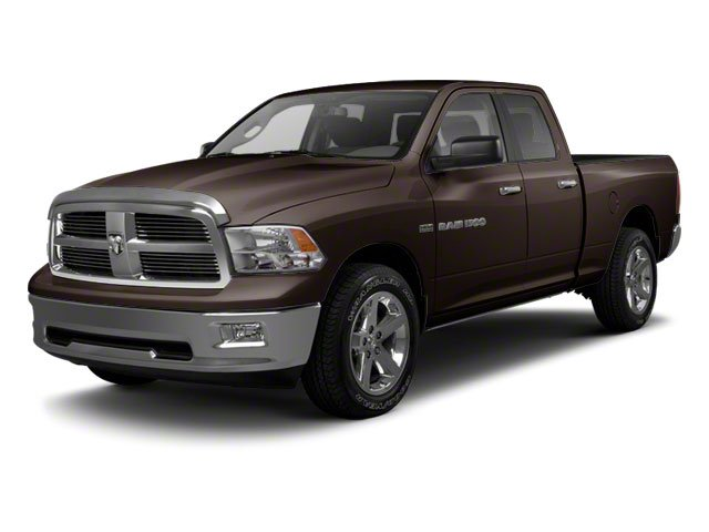 Rugged Brown Pearl 2011 Ram Truck 1500 Pictures 1500 Quad Cab SLT 4WD photos front view