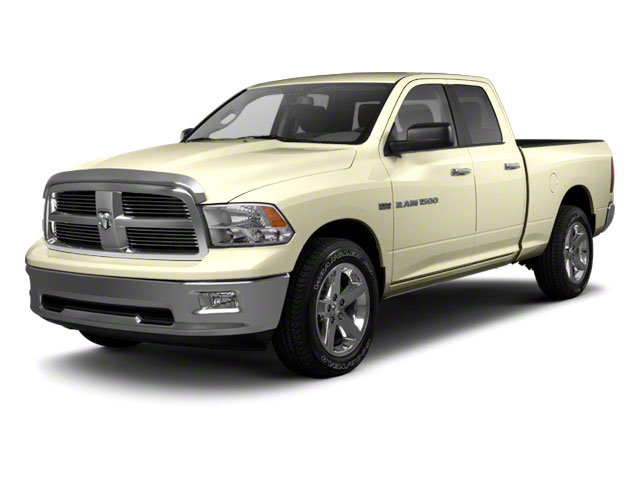 White Gold 2011 Ram Truck 1500 Pictures 1500 Quad Cab SLT 4WD photos front view