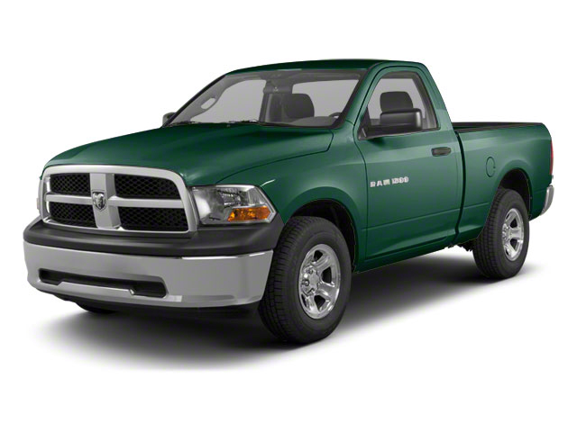 Hunter Green Pearl 2011 Ram Truck 1500 Pictures 1500 Regular Cab Outdoorsman 4WD photos front view