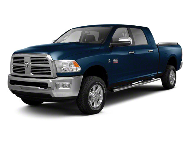 Deep Water Blue Pearl 2011 Ram Truck 2500 Pictures 2500 Mega Cab Laramie 4WD photos front view