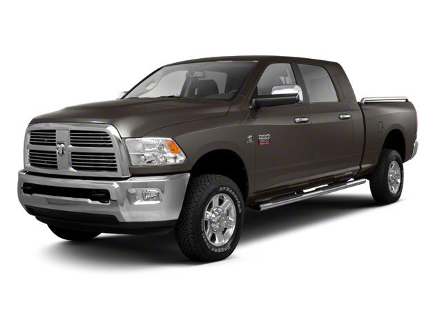 Mineral Gray Metallic 2011 Ram Truck 2500 Pictures 2500 Mega Cab Laramie 4WD photos front view