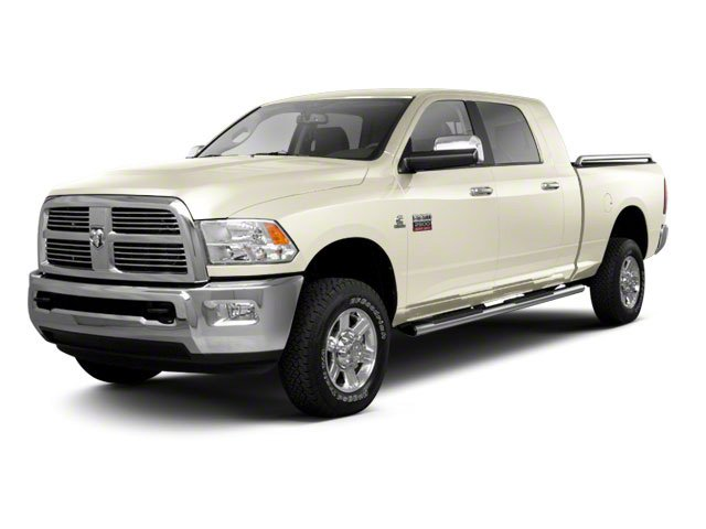 White Gold 2011 Ram Truck 2500 Pictures 2500 Mega Cab Laramie 4WD photos front view