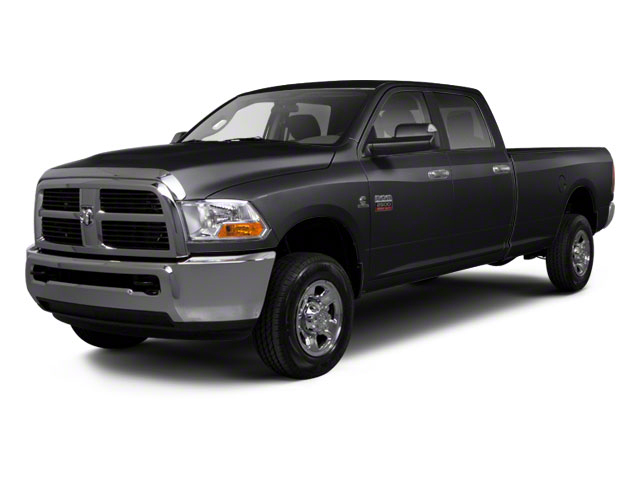 Brilliant Black Crystal Pearl 2011 Ram Truck 2500 Pictures 2500 Crew Cab Longhorn 4WD photos front view