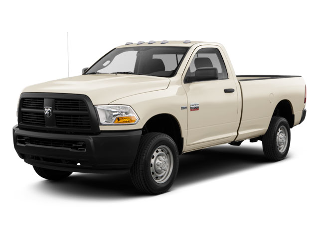 Light Cream 2011 Ram Truck 2500 Pictures 2500 Regular Cab ST 4WD photos front view