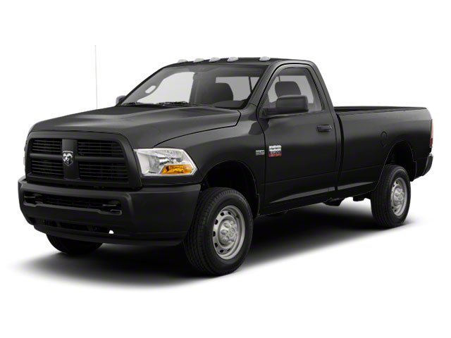 Mineral Gray Metallic 2011 Ram Truck 2500 Pictures 2500 Regular Cab ST 4WD photos front view