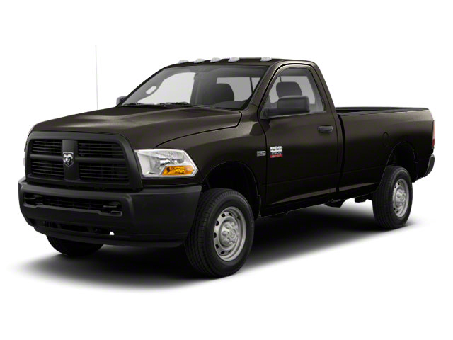 Rugged Brown Pearl 2011 Ram Truck 2500 Pictures 2500 Regular Cab ST 4WD photos front view