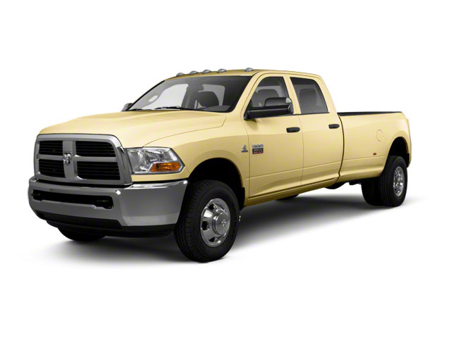 Light Cream 2011 Ram Truck 3500 Pictures 3500 Crew Cab SLT 2WD photos front view