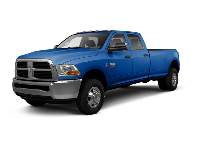Deep Water Blue Pearl 2011 Ram Truck 3500 Pictures 3500 Crew Cab Laramie 4WD photos front view