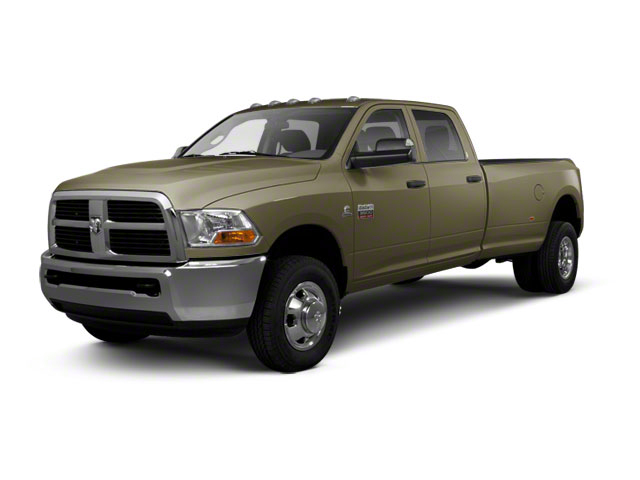 Sagebrush Pearl 2011 Ram Truck 3500 Pictures 3500 Crew Cab Longhorn 4WD photos front view