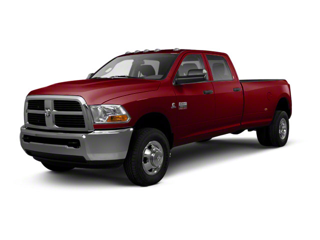 Deep Cherry Red Crystal Pearl 2011 Ram Truck 3500 Pictures 3500 Crew Cab Laramie 4WD photos front view
