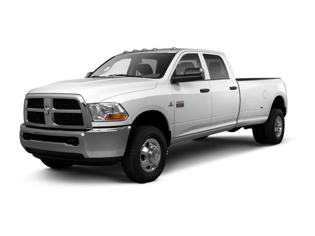 Bright Silver Metallic 2011 Ram Truck 3500 Pictures 3500 Crew Cab Laramie 4WD photos front view