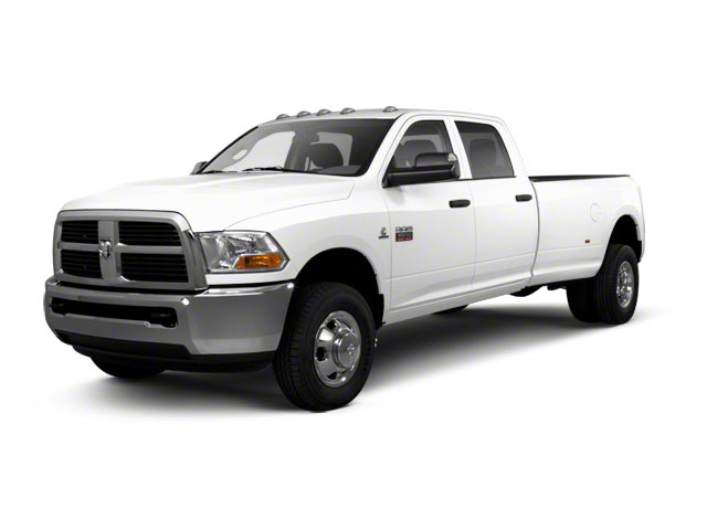 Bright White 2011 Ram Truck 3500 Pictures 3500 Crew Cab Laramie 4WD photos front view