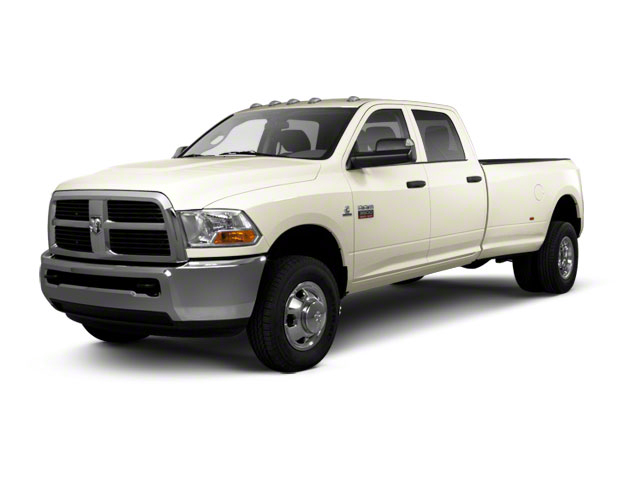 White Gold 2011 Ram Truck 3500 Pictures 3500 Crew Cab Laramie 4WD photos front view