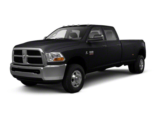 Black 2011 Ram Truck 3500 Pictures 3500 Crew Cab SLT 2WD photos front view