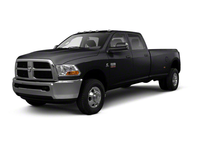 Brilliant Black Crystal Pearl 2011 Ram Truck 3500 Pictures 3500 Crew Cab Laramie 4WD photos front view