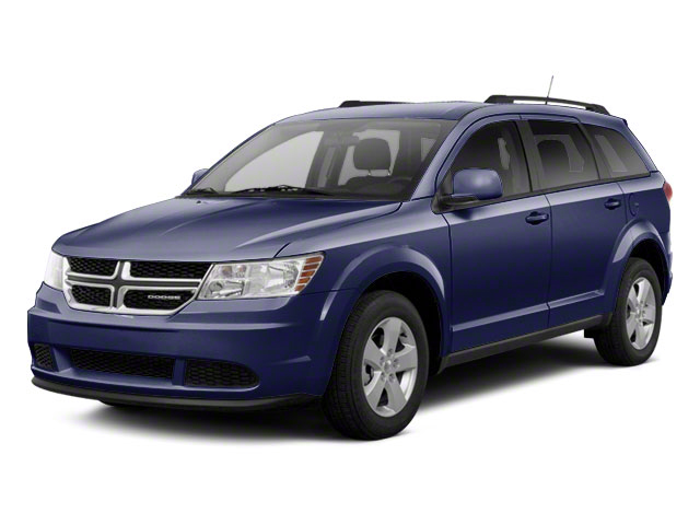 Blackberry Pearl 2011 Dodge Journey Pictures Journey Utility 4D Crew 2WD photos front view