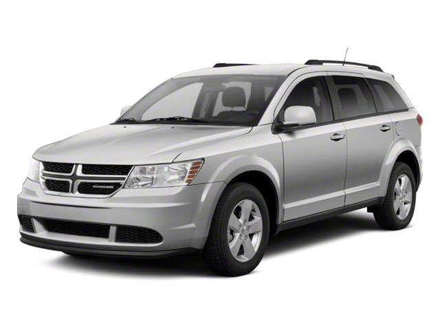 Bright Silver Metallic 2011 Dodge Journey Pictures Journey Utility 4D Crew 2WD photos front view