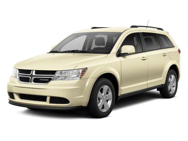 White Gold 2011 Dodge Journey Pictures Journey Utility 4D Crew 2WD photos front view