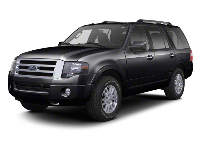 Tuxedo Black Metallic 2011 Ford Expedition Pictures Expedition Utility 4D King Ranch 2WD photos front view