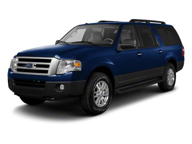 Dark Blue Pearl Metallic 2011 Ford Expedition EL Pictures Expedition EL Utility 4D XL 4WD photos front view