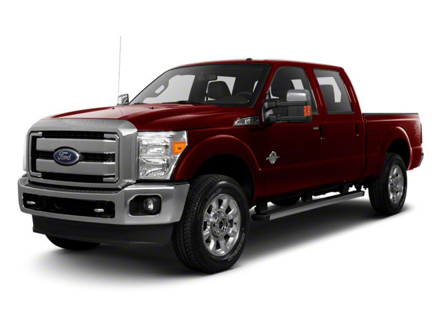 Royal Red Metallic 2011 Ford Super Duty F-250 SRW Pictures Super Duty F-250 SRW Crew Cab XLT 2WD photos front view