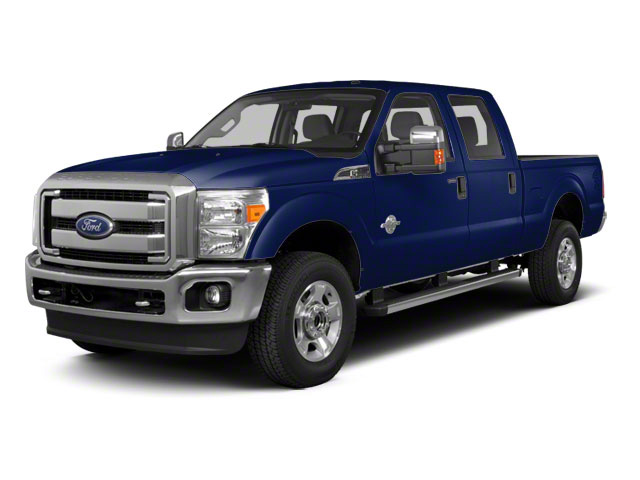Dark Blue Pearl Metallic 2011 Ford Super Duty F-350 DRW Pictures Super Duty F-350 DRW Crew Cab XL 2WD photos front view