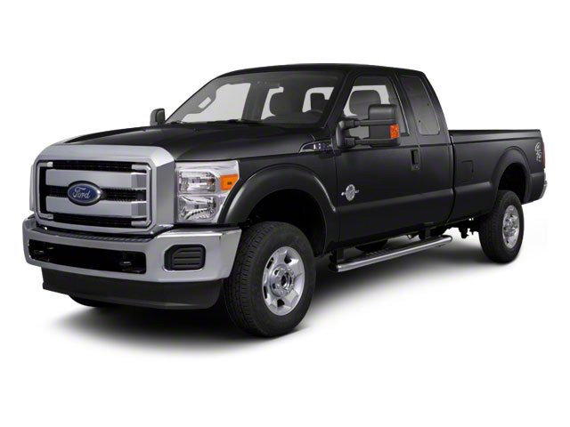 Black 2011 Ford Super Duty F-350 DRW Pictures Super Duty F-350 DRW Supercab Lariat 4WD photos front view