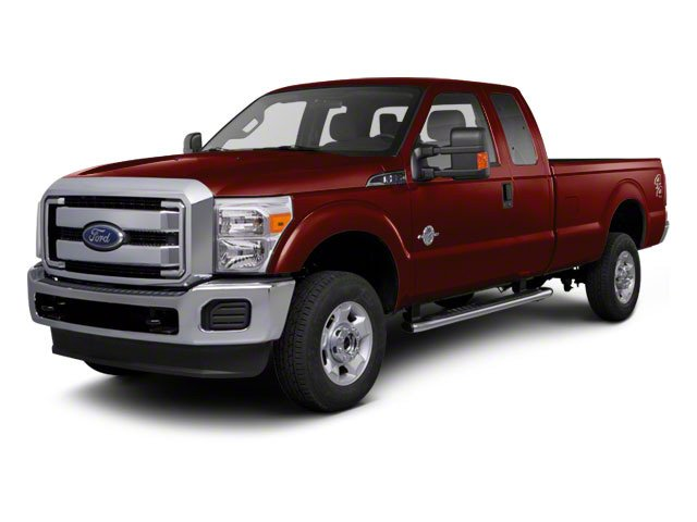 Royal Red Metallic 2011 Ford Super Duty F-350 DRW Pictures Super Duty F-350 DRW Supercab XLT 2WD photos front view