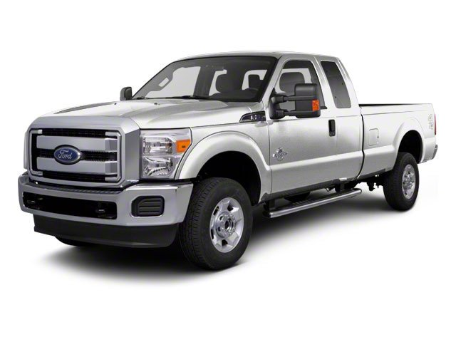 Oxford White 2011 Ford Super Duty F-350 DRW Pictures Super Duty F-350 DRW Supercab XLT 2WD photos front view