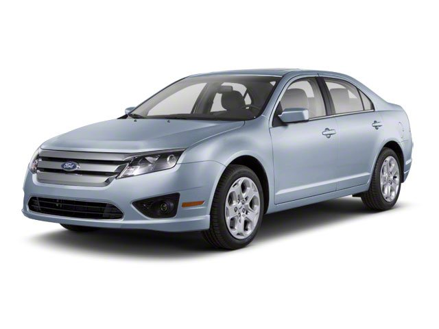 Steel Blue Metallic 2011 Ford Fusion Pictures Fusion Sedan 4D Hybrid photos front view