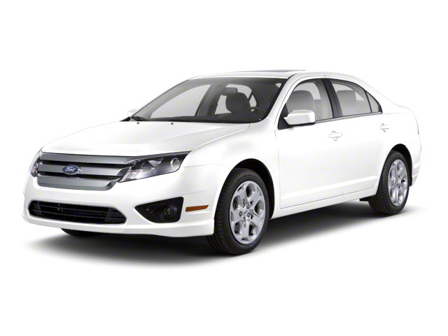 White Suede 2011 Ford Fusion Pictures Fusion Sedan 4D Hybrid photos front view