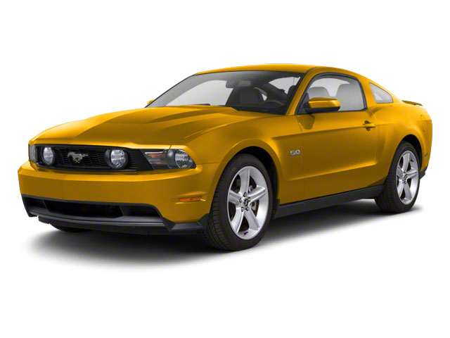 Yellow Blaze Metallic Tri-Coat 2011 Ford Mustang Pictures Mustang Coupe 2D GT photos front view