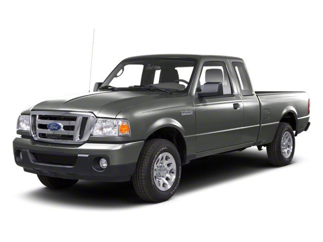 Dark Shadow Gray Metallic 2011 Ford Ranger Pictures Ranger Supercab 4D Sport photos front view