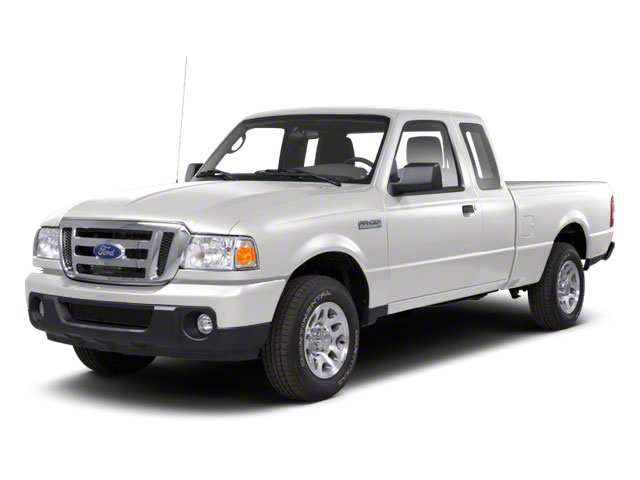 Oxford White 2011 Ford Ranger Pictures Ranger Supercab 4D Sport photos front view