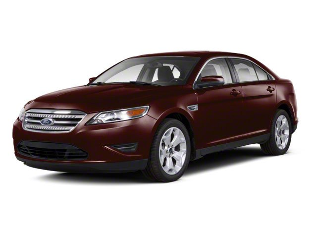 Bordeaux Reserve Red Metallic 2011 Ford Taurus Pictures Taurus Sedan 4D Limited photos front view